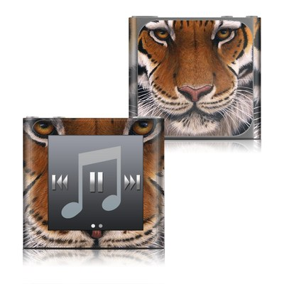 Apple iPod nano (6G) Skin - Siberian Tiger