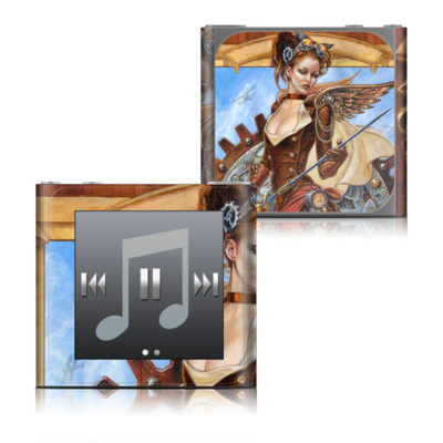 Apple iPod nano (6G) Skin - Steam Jenny