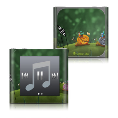 Apple iPod nano (6G) Skin - Snail Race
