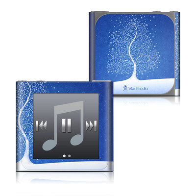Apple iPod nano (6G) Skin - Snowflakes Are Born