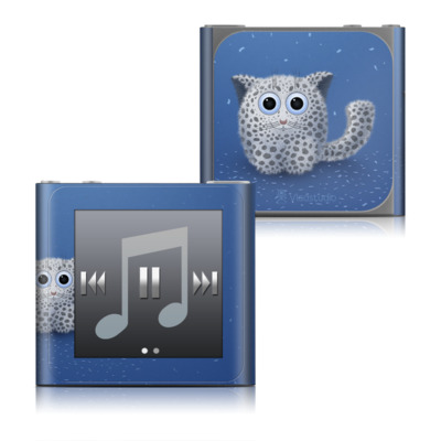 Apple iPod nano (6G) Skin - Snow Leopard