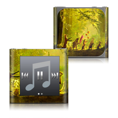 Apple iPod nano (6G) Skin - Secret Parade