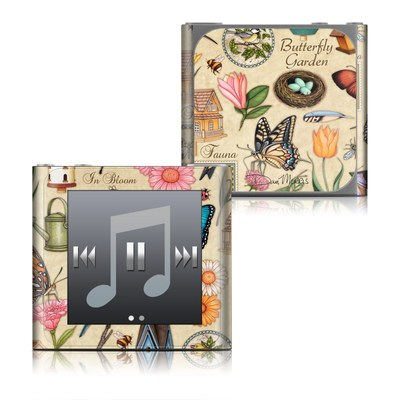 Apple iPod nano (6G) Skin - Spring All