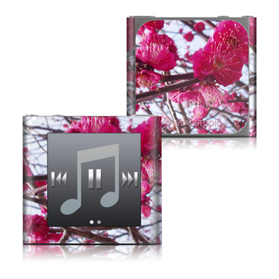 Apple iPod nano (6G) Skin - Spring In Japan
