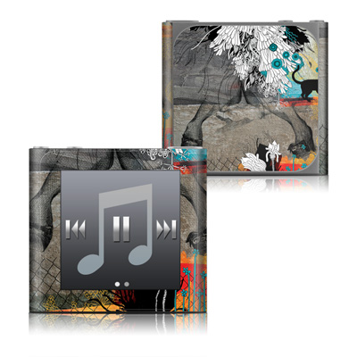 Apple iPod nano (6G) Skin - Stay Awhile