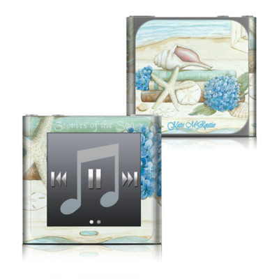 Apple iPod nano (6G) Skin - Stories of the Sea