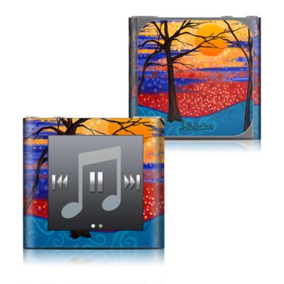 Apple iPod nano (6G) Skin - Sunset Moon