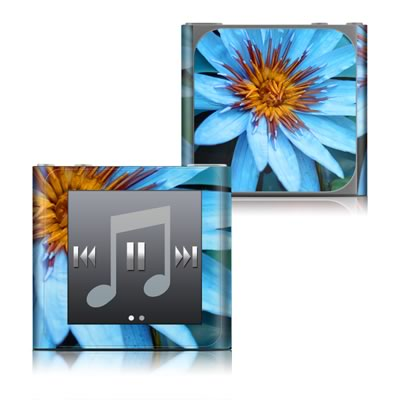 Apple iPod nano (6G) Skin - Sweet Blue