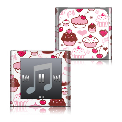 Apple iPod nano (6G) Skin - Sweet Shoppe