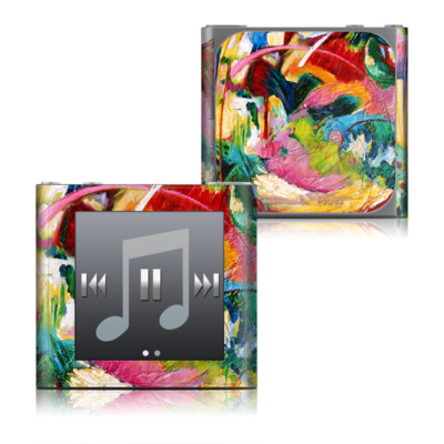 Apple iPod nano (6G) Skin - Tahiti