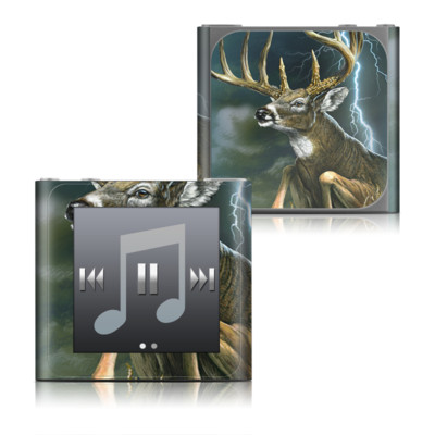 Apple iPod nano (6G) Skin - Thunder Buck