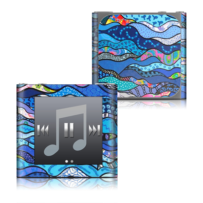 Apple iPod nano (6G) Skin - The Blues