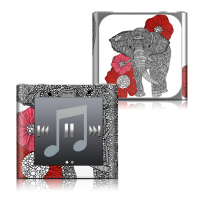 Apple iPod nano (6G) Skin - The Elephant