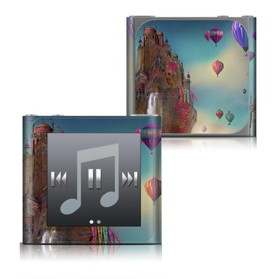 Apple iPod nano (6G) Skin - The Festival