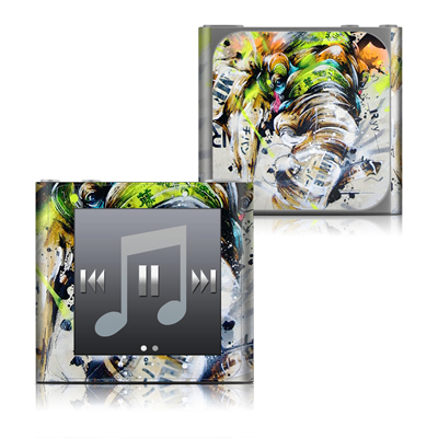 Apple iPod nano (6G) Skin - Theory