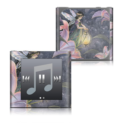 Apple iPod nano (6G) Skin - Twilight Lilies