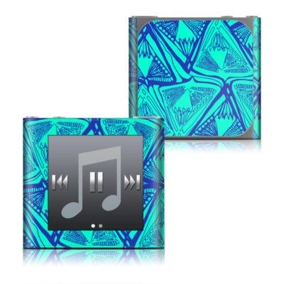 Apple iPod nano (6G) Skin - Tribal Beat