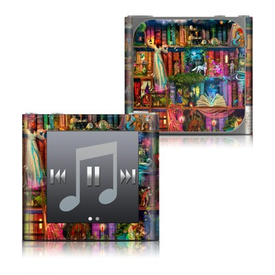 Apple iPod nano (6G) Skin - Treasure Hunt