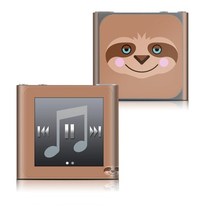 Apple iPod nano (6G) Skin - Turbo the Sloth