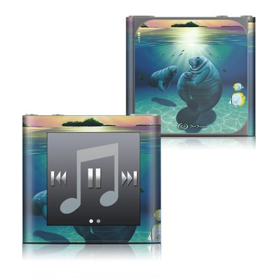 Apple iPod nano (6G) Skin - Underwater Embrace