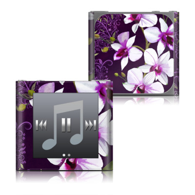 Apple iPod nano (6G) Skin - Violet Worlds