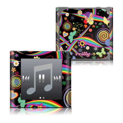 Apple iPod nano (6G) Skin - Wonderland
