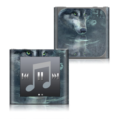 Apple iPod nano (6G) Skin - Wolf Reflection