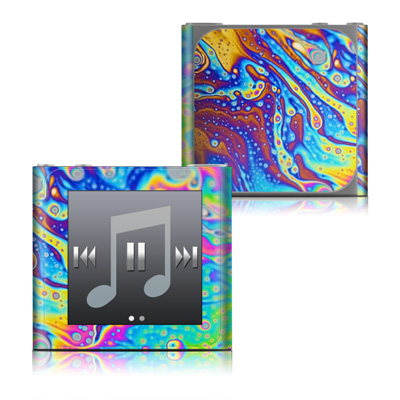 Apple iPod nano (6G) Skin - World of Soap