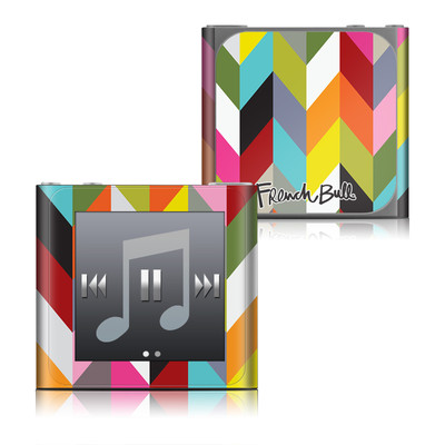 Apple iPod nano (6G) Skin - Ziggy Condensed