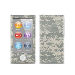 Apple iPod Nano (7G) Skin - ACU Camo