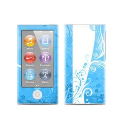 Apple iPod Nano (7G) Skin - Blue Crush