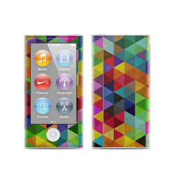 Apple iPod Nano (7G) Skin - Connection