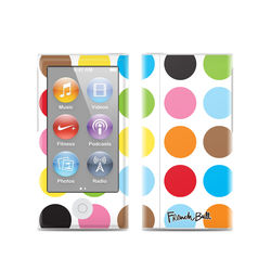 Apple iPod Nano (7G) Skin - Multidot