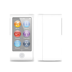 Apple iPod Nano (7G) Skin - Solid State White