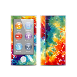 Apple iPod Nano (7G) Skin - Tie Dyed