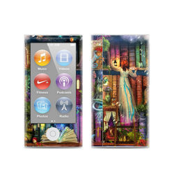 Apple iPod Nano (7G) Skin - Treasure Hunt