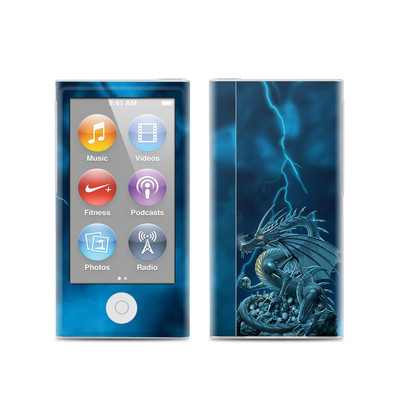 Apple iPod Nano (7G) Skin - Abolisher