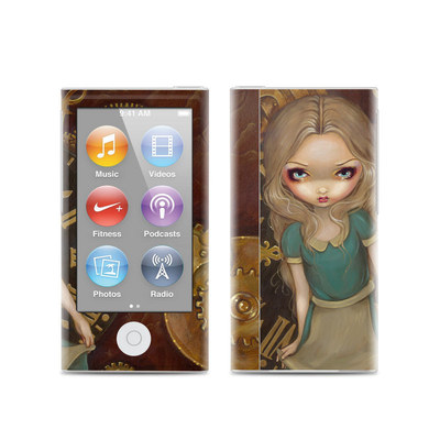 Apple iPod Nano (7G) Skin - Alice Clockwork