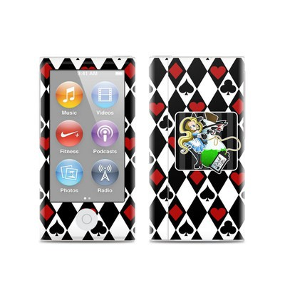 Apple iPod Nano (7G) Skin - Alice