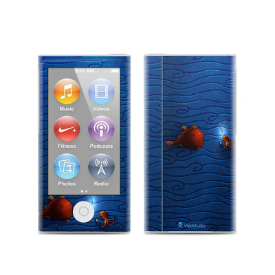 Apple iPod Nano (7G) Skin - Angler Fish