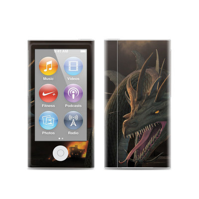 Apple iPod Nano (7G) Skin - Annihilator