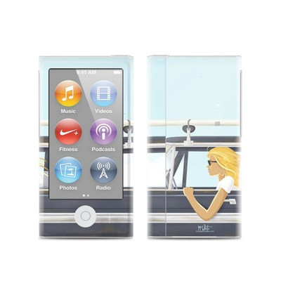 Apple iPod Nano (7G) Skin - Anticipation