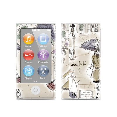 Apple iPod Nano (7G) Skin - Ah Paris
