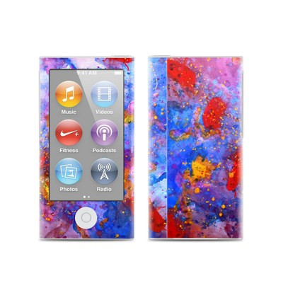 Apple iPod Nano (7G) Skin - Aqua-ese