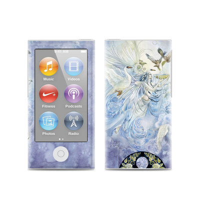 Apple iPod Nano (7G) Skin - Aquarius