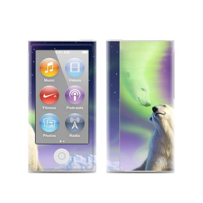 Apple iPod Nano (7G) Skin - Arctic Kiss