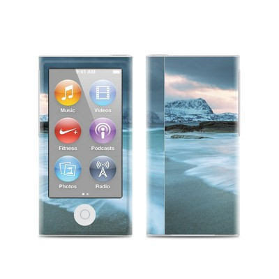 Apple iPod Nano (7G) Skin - Arctic Ocean