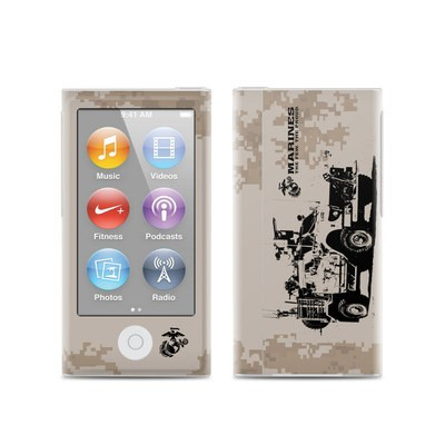 Apple iPod Nano (7G) Skin - Artillery
