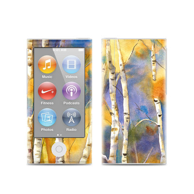 Apple iPod Nano (7G) Skin - Aspens