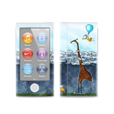 Apple iPod Nano (7G) Skin - Above The Clouds